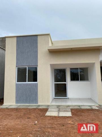 Casa com 2 dormitórios à venda, 56 m² por R$ 145.000,00 - Novo Gravatá - Gravatá/PE - Foto 10