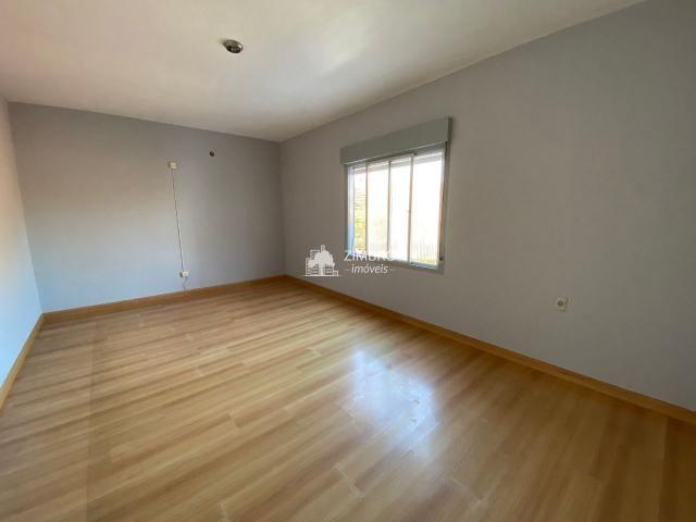 Casa 03 dormitórios para venda em Santa Maria no bairro Itararé com pátio e ok para financ - Foto 3