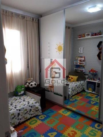 Apartamento com 2 dormitórios à venda, 52 m² por R$ 245.000 - Vila Francisco Matarazzo - S - Foto 8