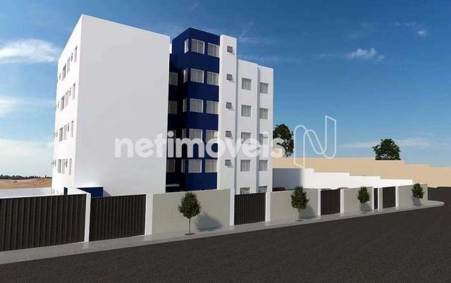 Apartamento à venda com 2 dormitórios em Alto caiçaras, Belo horizonte cod:833967 - Foto 2