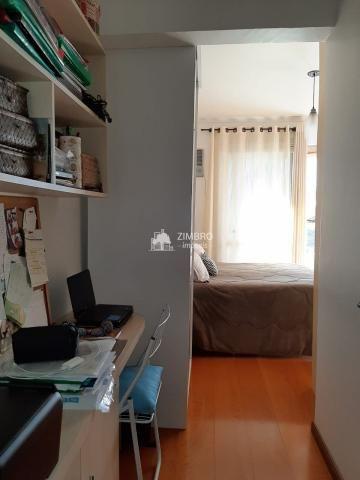 Apartamento 03 dormitórios para venda em Santa Maria no ed Solar Tuiuti no bairro Fátima - Foto 9