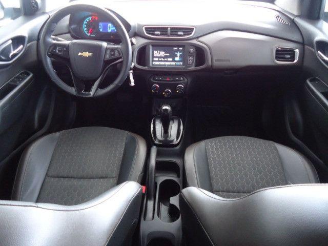 GM Prisma LTZ 1.4 Automático 2018 - Único dono - Foto 4