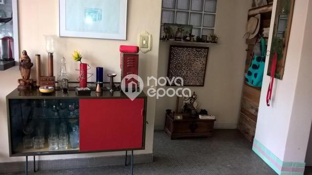 Apartamento à venda com 3 dormitórios em Cosme velho, Rio de janeiro cod:FL3AP36506 - Foto 10