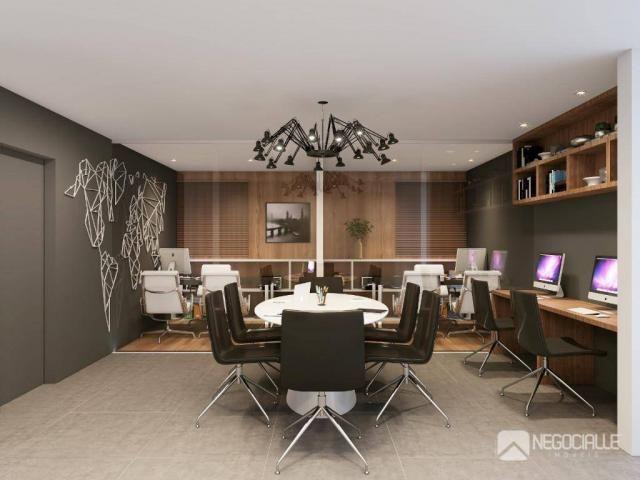 Apartamento com 1 dormitório à venda, 35 m² por R$ 230.000,00 - Bancários - João Pessoa/PB - Foto 18