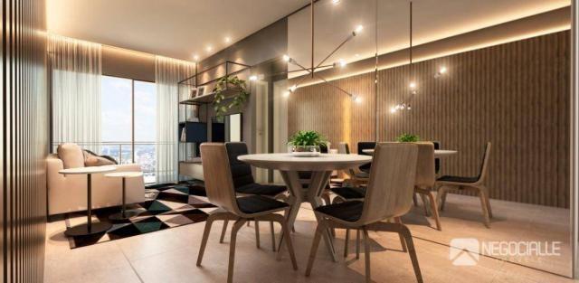 Apartamento com 1 dormitório à venda, 35 m² por R$ 230.000,00 - Bancários - João Pessoa/PB - Foto 9