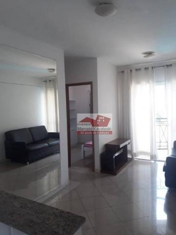 Apartamento com 2 dormitórios para alugar, 55 m² por r$ 1.900,00/mês - ipiranga - são paul