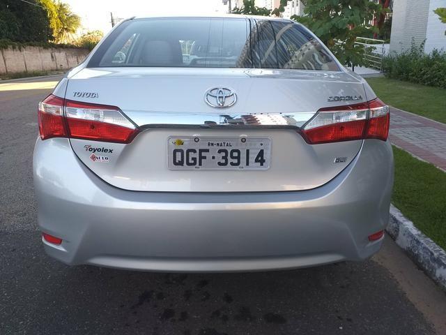 Corolla XEI e GLI Super Conservado de Garagem - Foto 8