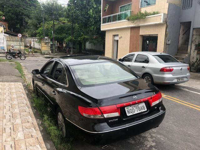 Hyundai Azera preto 08/09 - Foto 2