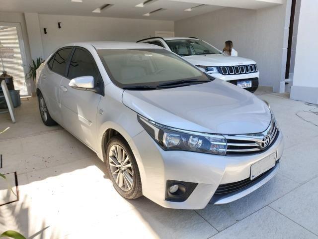 Toyota Corolla 2015 XEI 2.0 Automático Blindado Só 42.000 Km De Garagem Particular