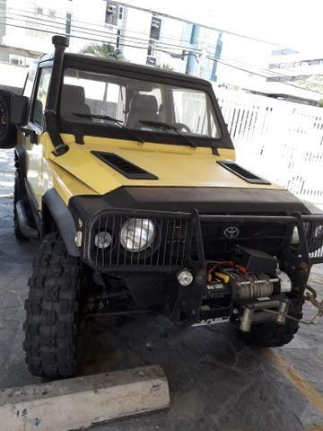 Jeep, 2.8, motor hilux 4x4 - Foto 3