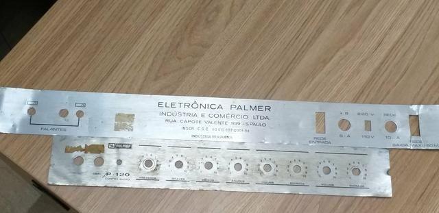 Amplificador Palmer P120 - Foto 6