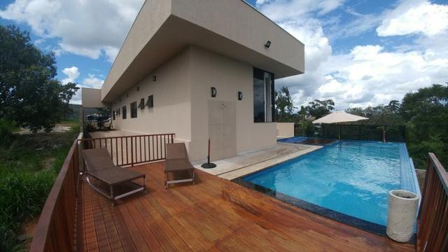 Casa Condominio Fechado, Alto Padrão com 04 Suítes, em Caldas Novas GO - Foto 6