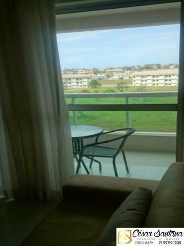 Apartamento 3/4 com suíte e varanda - Torres do Atlântico - Lauro de Freitas - Foto 6