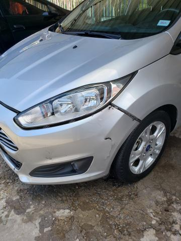 Ford Fiesta 1.6L SE Automático - Foto 7
