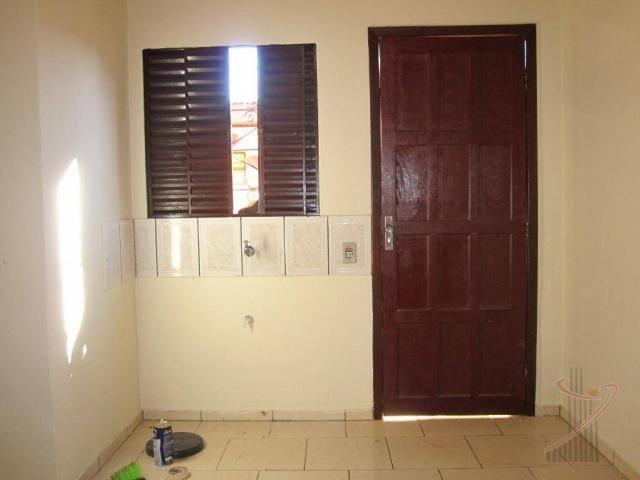 Kitnet com 1 dormitório para alugar, 30 m² por R$ 540,00/mês - Jardim Naipi - Foz do Iguaç - Foto 3