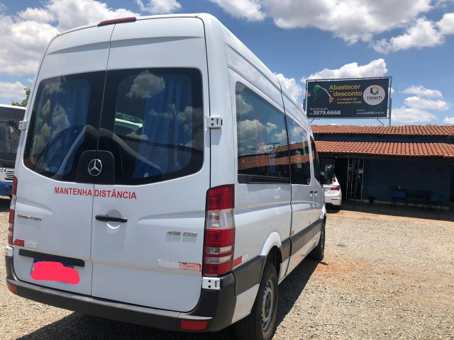 I/M.Benz 415 Cdi Sprinterm - Foto 8