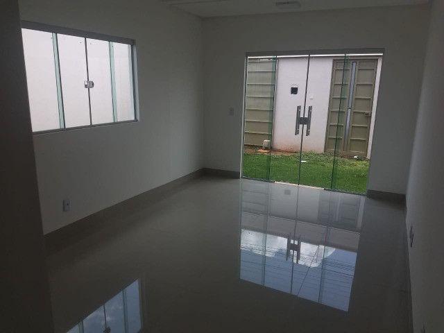 Casa 3 Qts, Porcelanato, Setor Residencial Alice Barbosa - Foto 2
