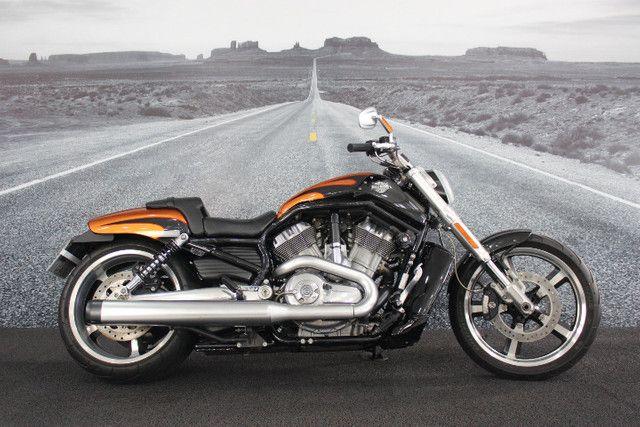 Harley davidson v-rod 1250 muscle vrscf 2013/2014 - Foto 13