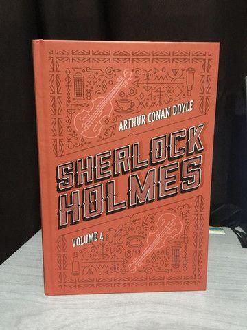 Box Sherlock Holmes - Foto 6