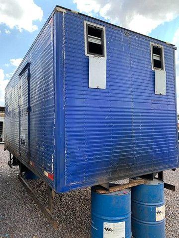 Bau Furgao Aluminio 5,50 x 2,20 R$ 12.000,00 - Foto 3
