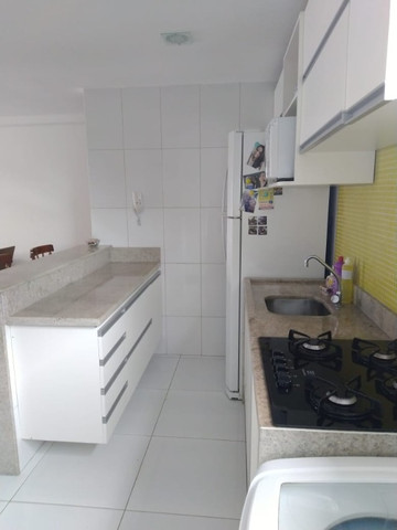 Apartamento em Olinda, 3 quartos sendo 1 suite, varanda, área de lazer, nascente - Foto 4