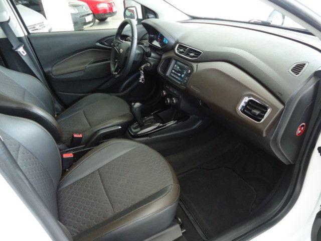 GM Prisma LTZ 1.4 Automático 2018 - Único dono - Foto 7