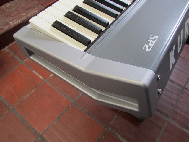 Kurzweil SP-2 parcelo cartão/ML aceito arranjador com ritmos - Foto 4