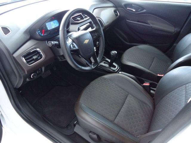 GM Prisma LTZ 1.4 Automático 2018 - Único dono - Foto 3
