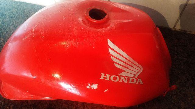Tanque da  Honda cb 300 - Foto 2