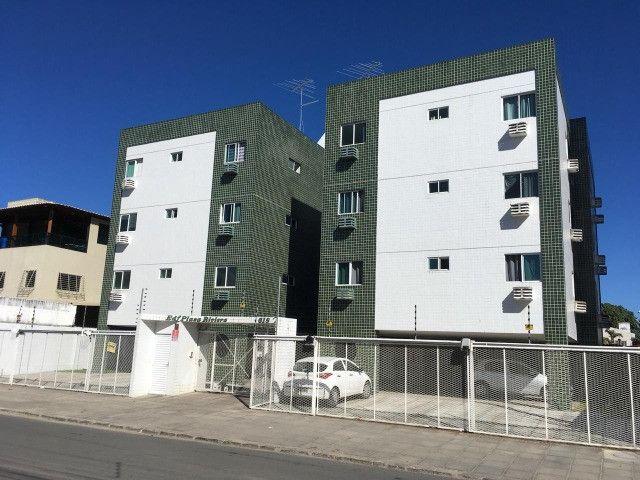 Apartamento em Olinda, 3 quartos sendo 1 suite, varanda, área de lazer, nascente