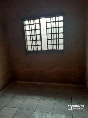 Casa com 2 dormitórios à venda, 90 m² por R$ 120.000,00 - Jardim Vitória - Cianorte/PR - Foto 4