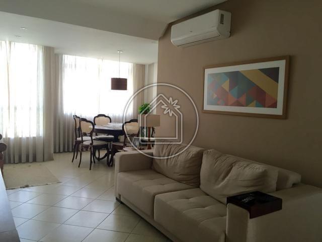 Apartamento à venda com 2 dormitórios em Laranjeiras, Rio de janeiro cod:893758 - Foto 2