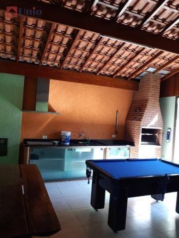 Casa com 3 dormitórios à venda, 220 m² por R$ 405.000 - Conjunto Residencial Mário Dedini  - Foto 3