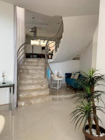 Casa com 4 dormitórios à venda, 440 m² por R$ 1.850.000,00 - Condomínio Reserva dos Vinhed - Foto 2