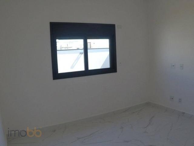 Casa com 3 dormitórios à venda, 168 m² por R$ 835.000 - Condomínio Alto de Itaici - Indaia - Foto 11