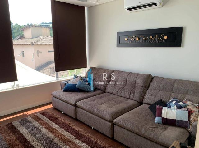 Casa com 4 dormitórios à venda, 440 m² por R$ 1.850.000,00 - Condomínio Reserva dos Vinhed - Foto 10