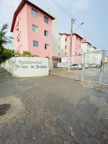 Apartamento com 2 dormitórios à venda, 45 m² por R$ 130.000 - Jardim do Vale - Vila Velha/