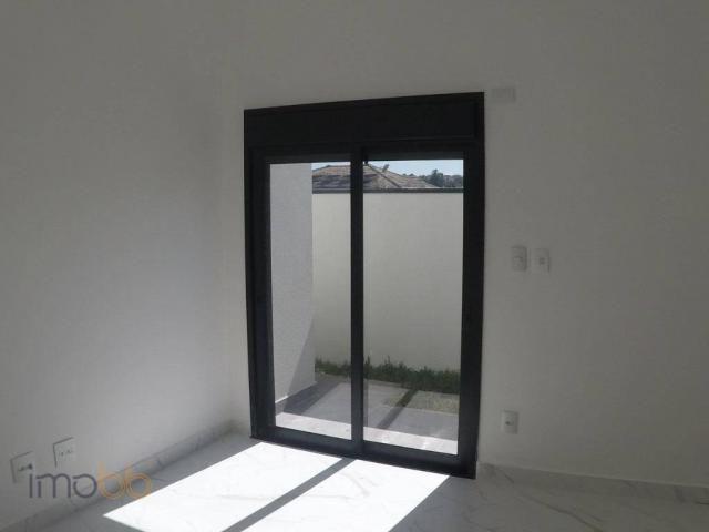 Casa com 3 dormitórios à venda, 168 m² por R$ 835.000 - Condomínio Alto de Itaici - Indaia - Foto 10