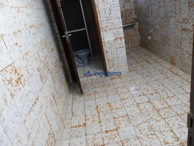Casa para alugar, 100 m² por R$ 1.050,00/mês - Califórnia - Londrina/PR - Foto 18
