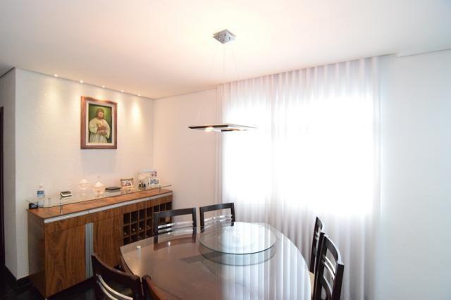 Apartamento à venda com 4 dormitórios em Jaraguá, Belo horizonte cod:3302
