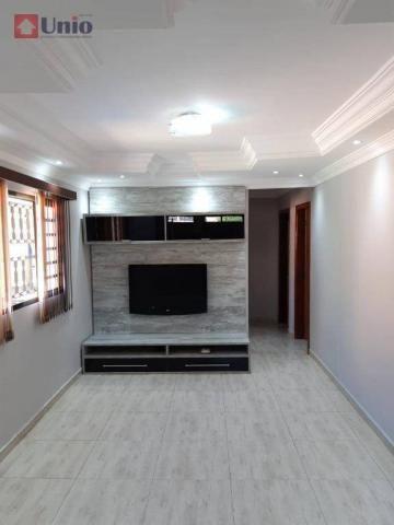 Casa com 3 dormitórios à venda, 220 m² por R$ 405.000 - Conjunto Residencial Mário Dedini  - Foto 2