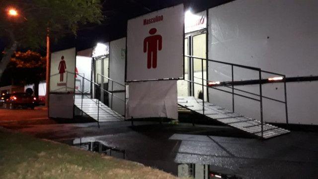Ônibus banheiro Químico VIP  - eventos e festas - Foto 4