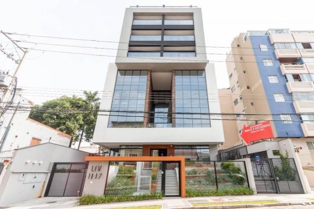Apartamento à venda com 1 dormitórios em São francisco, Curitiba cod:0128/2020