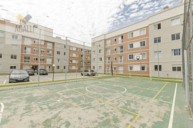 Apartamento com 2 dormitórios para alugar por R$ 1.300,00/mês - Hauer - Curitiba/PR - Foto 19