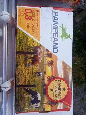 Cerca eletrica para gado ou animais domesticos - Foto 6