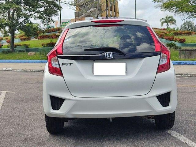 Honda Fit branco 2016 automático - Foto 4