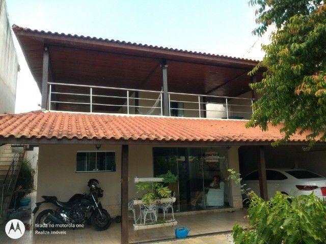 A = Excelente Casa com 260 M³ Sendo 03 Qts 02 Suítes 01 Home Office ! - Foto 9