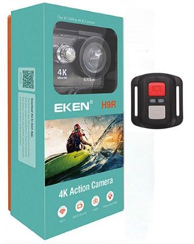 Camera de ação Eken h9r com controle completa nova lacrada