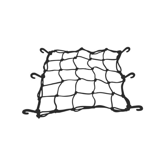 Rede elástica para capacete - Foto 2