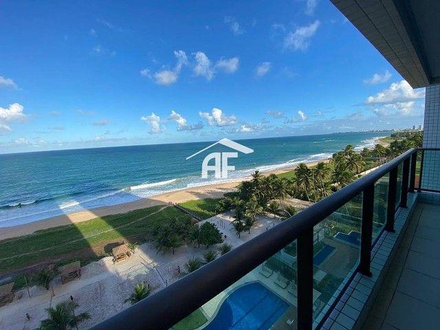 Apartamento Novo com vista total para o mar - 3/4 (2 suítes) - confira